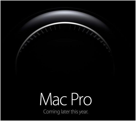 今日来袭:新版 mac pro 即将上架